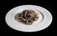 Spaghetti con Seppioline Nere