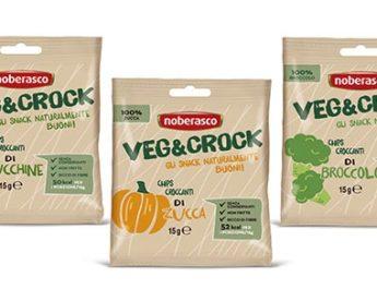 Noberasco raddoppia con Veg&Crock