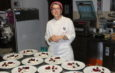 Una cena per festeggiare la salita sull'Arca Slow Food delle ciliegie di Castelbianco