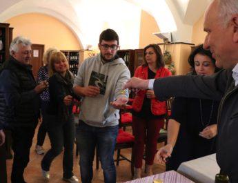 La coop di Arnasco promuove l'olio bio con chef Carlo Romito