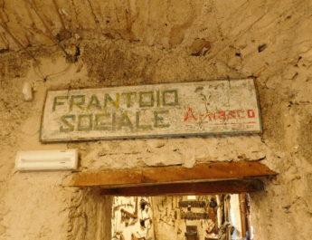 La Liguria dell'olio in festa ad Arnasco