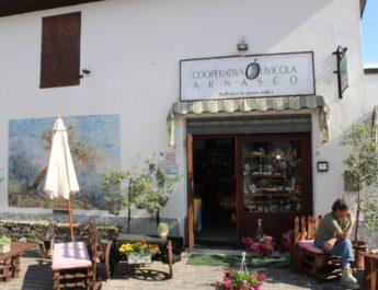 Arnasco, all'olivicola lo chef Carlo Romito valorizza l'olio evo  biologico