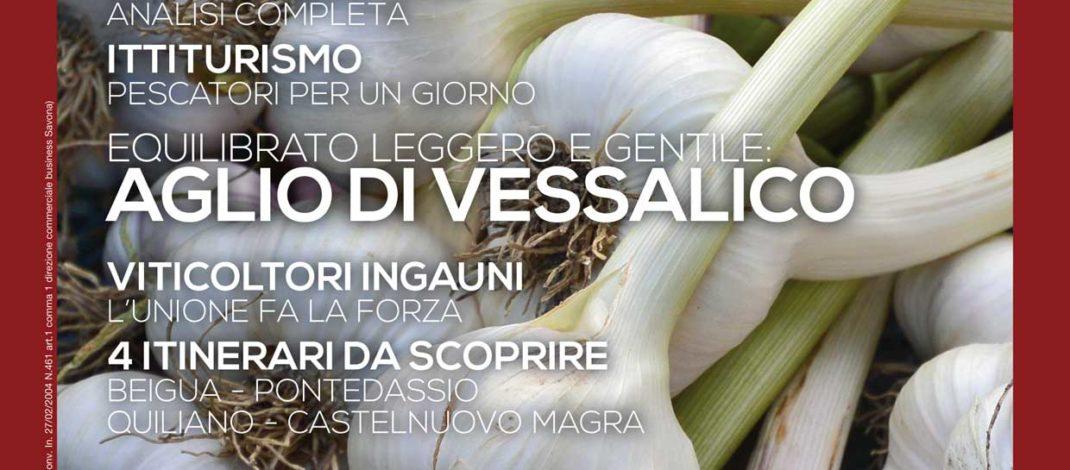 Il nuovo numero di Liguria Food è in edicola