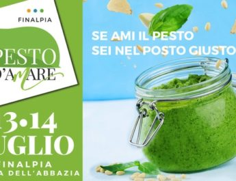 Due giorni di Pesto d'Amare con gusto, talk show e suggestioni a Finalpia