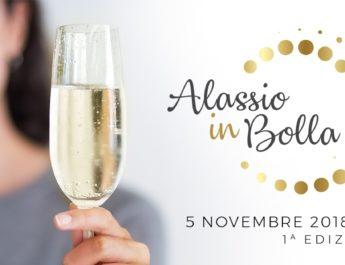 Bollicine italiane in degustazione ad Alassio