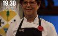 Albenga, la chef Cinzia Chiappori in tv con Alessandro Borghese
