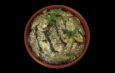 Porcini al forno con patate alla ligure