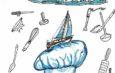 """""""Cucinare in barca"""", il nuovo libro di Roberto Pisani"""