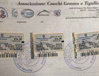 Nasce l'Associazione cuochi Genova e Tigullio per rilanciare la cucina ligure