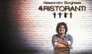 """Riviera dei Fiori protagonista in """"4 Ristoranti"""" di Alessandro Borghese"""