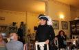 All'Osteria del Tempo Stretto una cena con Cyrano…