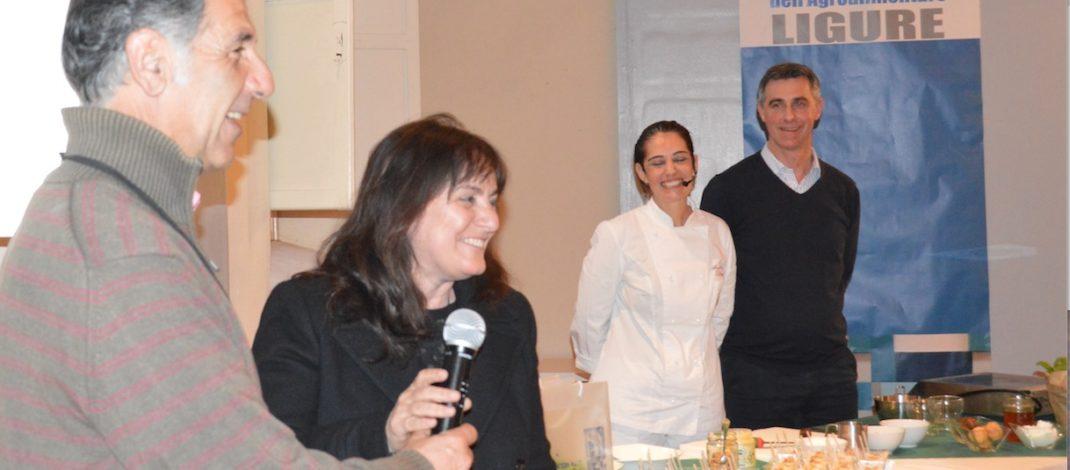 I Ristoranti Liguria Gourmet al Salone Agroalimentare