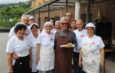 Giuse Ricchebuono in cattedra per la prima sagra stellata di Sant'Ermete a Vado Ligure