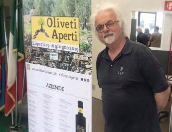 Oliveti aperti con Patrizio Roversi per valorizzare l'olio ligure