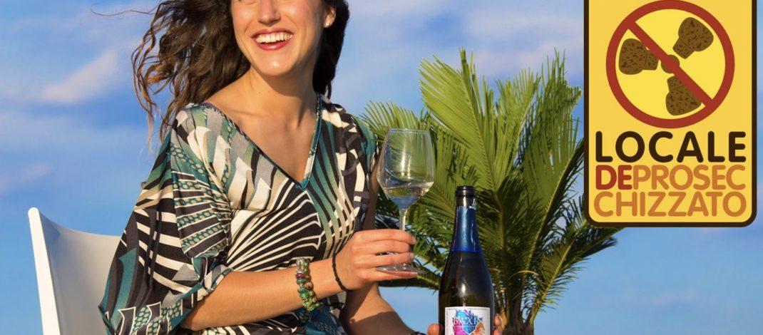 """Provocazione dei viticoltori: """"Stop al prosecco, in Riviera serviamo bollicine liguri"""""""