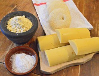 Le ricette di LiguriaFood in un minuto