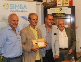 Giusto Giovannetti premiato con l'Arnasca d'Argento