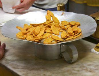 Street food ligure: il leggendario panino con le fette
