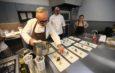 La cucina stellata di Giuse Ricchebuoni negli Stati Uniti e in Kazakistan