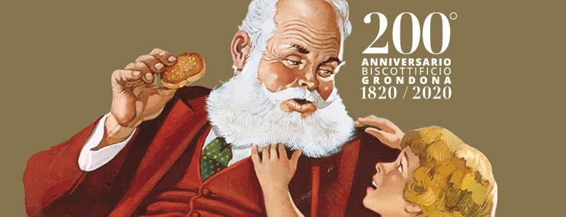 Il Biscottificio Grondona festeggia 200 anni